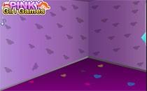 Играть онлайн Монстер Хай детская комната бесплатно