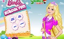Играть онлайн Барби бродилка-бегалка бесплатно