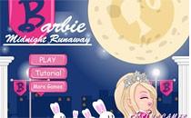 Играть онлайн Барби бродилка: побег в полночь бесплатно