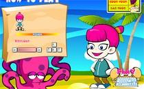 Играть онлайн Барби на скейтборде бесплатно