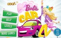 Играть онлайн Барби на автомобиле бесплатно