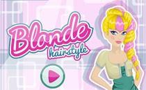 Играть онлайн Укладка и стрижка Барби бесплатно