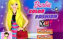 Играть онлайн Визажист Барби бесплатно