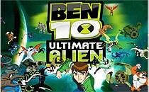 Играть онлайн Бен 10 паззл бесплатно