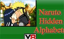 Играть онлайн Наруто. Скрытй алфавит бесплатно