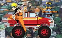 Играть онлайн Наруто - автомонстр 2 бесплатно
