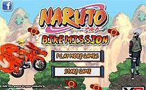 Играть онлайн Наруто на велосипеде бесплатно
