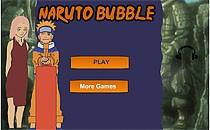 Играть онлайн Пузыри Наруто бесплатно