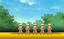 Играть онлайн Наруто дзюцу бесплатно
