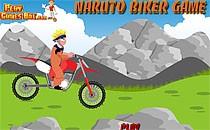Играть онлайн Наруто на велике бесплатно