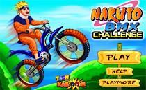 Играть онлайн Наруто BMX бесплатно