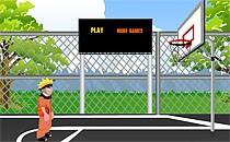 Играть онлайн Наруто баскетбол бесплатно
