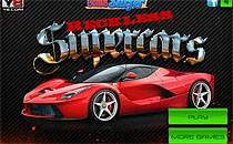 Играть онлайн Супертачки бесплатно