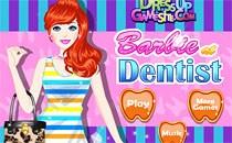 Играть онлайн Барби у стоматолога бесплатно