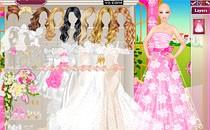 Играть онлайн Барби невеста бесплатно