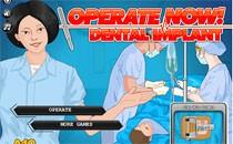 Играть онлайн Срочная операция - зубной врач бесплатно
