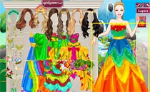 Играть онлайн Барби земная принцесса бесплатно
