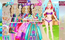 Играть онлайн Барби принцесса-мушкетер бесплатно
