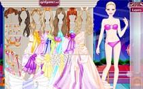 Играть онлайн Барби принцесса ветра бесплатно