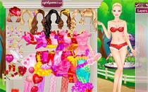 Играть онлайн Барби романтическая принцесса бесплатно