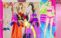 Играть онлайн Принцесса Барби на концерте бесплатно