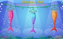 Играть онлайн Барби русалочка бесплатно