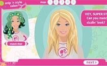 Скачать игре прическа барби играть онлайн