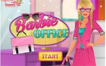 Играть онлайн Барби в офисе бесплатно