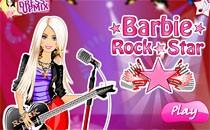 Играть онлайн Барби рок-звезда бесплатно