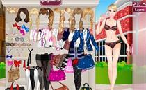 Играть онлайн Барби студентка бесплатно