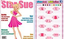 Играть онлайн Барби на обложке журнала бесплатно
