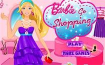 Играть онлайн Поход Барби по магазинам бесплатно