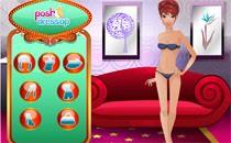 Играть онлайн Барби модель бесплатно