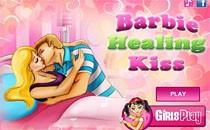 Играть онлайн Барби лечебный поцелуй бесплатно