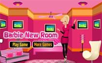 Играть онлайн Комната Барби бесплатно