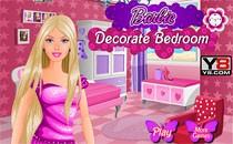 Играть онлайн Интерьер в доме Барби бесплатно