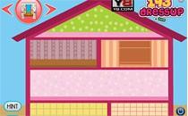 Играть онлайн Домик куклы Барби бесплатно