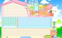 Играть онлайн Кукольный домик Барби бесплатно