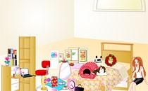 Играть онлайн Комната куклы Барби бесплатно