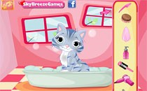 Играть онлайн Барби ухаживает за животными бесплатно