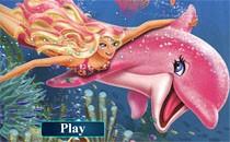 Играть онлайн Барби головоломка бесплатно