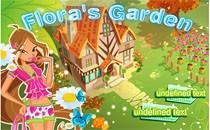 Играть онлайн Цветочный сад Флоры Винкс бесплатно