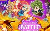 Играть онлайн Винкс битва Блумикс бесплатно
