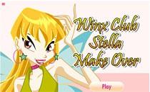 Играть онлайн Визажист Стеллы Винкс бесплатно