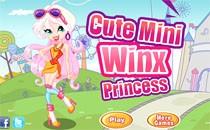 Играть онлайн Мини-принцесса Винкс бесплатно