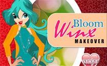 Играть онлайн Винкс Блум в салоне красоты бесплатно
