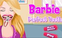 Играть онлайн Барби идеальные зубы бесплатно