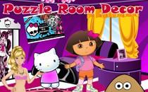 Играть онлайн Декор в спальне Барби бесплатно