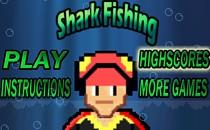 Играть онлайн Акулья рыбалка бесплатно