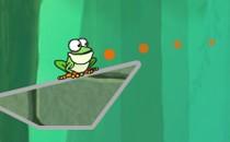 Играть онлайн Лягушка путешественница бесплатно